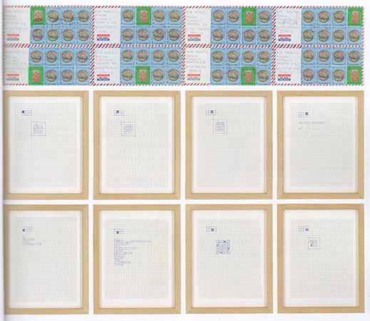 Alighiero Boetti 1989