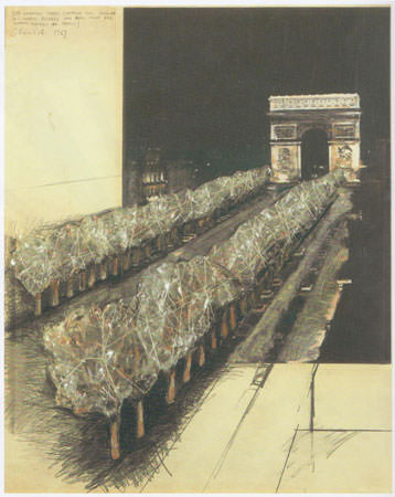 Christo 1969  71.1x55.8 cm 10
