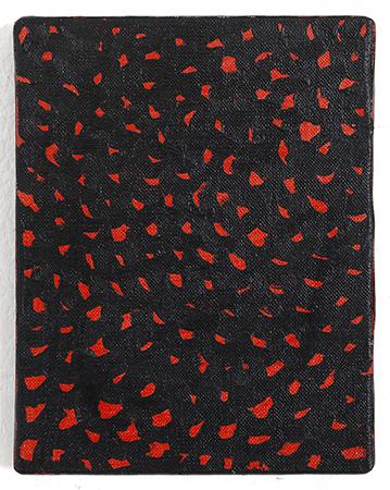 Kusama 1997 Olio su tela 18 x 24 cm 1